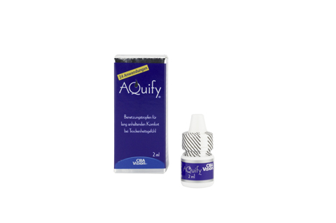Pflegemittel Aquify 2ml