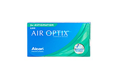 AIR OPTIX for Astigm. (1x6 Stück)