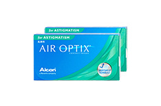 AIR OPTIX for Astigm. (2x6 Stück)