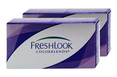 FreshLook ColorBlends (2x2 Stück)