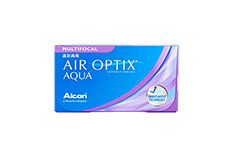 Air Optix Aqua Multifocal (1x6 Stück)