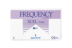 Frequency XCEL Toric (1x3 Stück)
