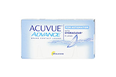ACUVUE ADVANCE for ASTIGMATISM (1x6 Stück)