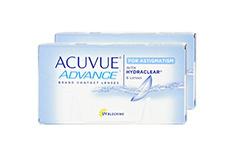 ACUVUE ADVANCE for ASTIGMATISM (2x6 Stück)