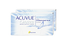 Acuvue Oasys for Astigmatism (2x6 Stück)