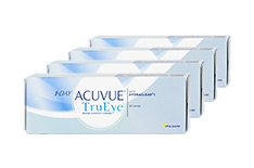 1-Day Acuvue TruEye (4x30 Stück)