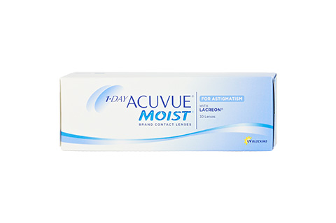 1-Day Acuvue Moist for Astigmatism