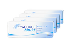 1-Day Acuvue Moist for Astigmatism (4x30 Stück)