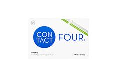 Contact Four Spheric (1x6 Stück)