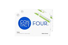 Contact Four Toric (2x6 Stück)