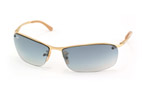 Ray-Ban Sonnenbrille Top Bar RB 3183 001 / 7B