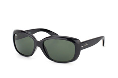 Ray-Ban Sonnenbrille Jackie Ohh RB 4101 601 schwarz