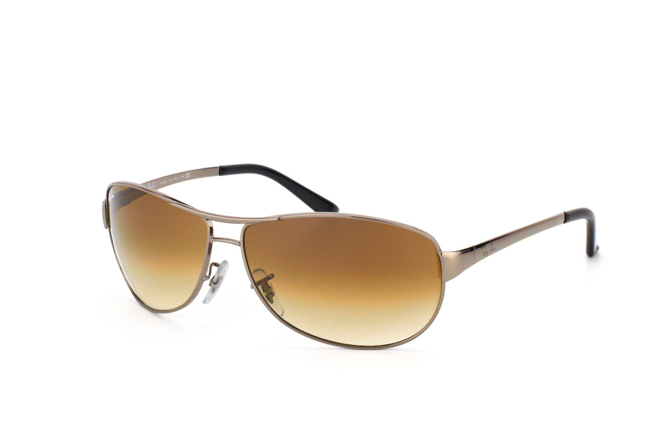 Ray-Ban Sonnenbrille Warrior RB 3342 004/51