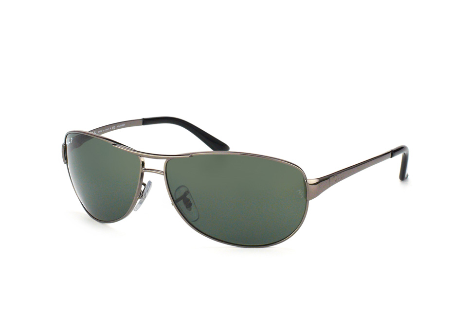 Ray-Ban Sonnenbrille Warrior RB 3342 004/58