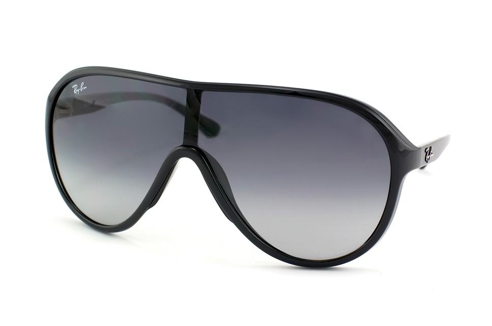 ray ban sonnenbrille rb 4077 601 8g large. Black Bedroom Furniture Sets. Home Design Ideas