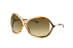 Tom Ford Sonnenbrille - Modell: Tom Ford Whitney FT 0009 / S 74F