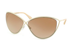 Tom Ford Sonnenbrille - Modell: Tom Ford Narcissa FT 0129 / S 25G