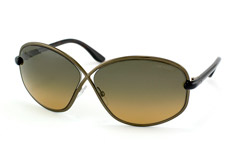 Tom Ford Sonnenbrille - Modell: Tom Ford Brigitte FT 0160 / S 36P