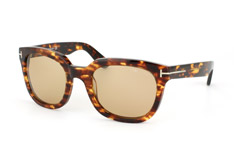 Tom Ford Sonnenbrille - Modell: Tom Ford Campbell FT 0198 / S 52J