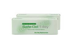 Safe-Gel 1 day (2x30 Stück)