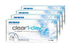 Clear1-day (4x30 Stück)