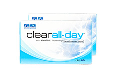 Clear all-day (2x6 Stück)