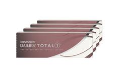 Dailies Total 1 (4x30 Stück)