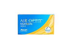 AIR OPTIX Night  Day Aqua (1x6 Stück)