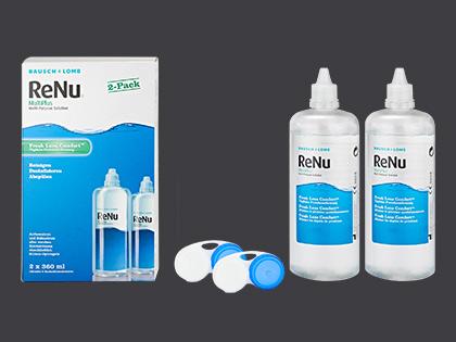Pflegemittel ReNu Multiplus Twinbox