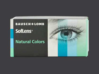 SofLens Natural Colors (1x2 Stück)
