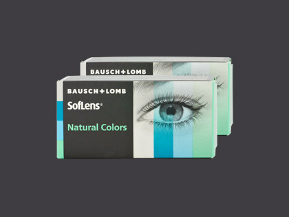 SofLens Natural Colors (2x2 Stück)