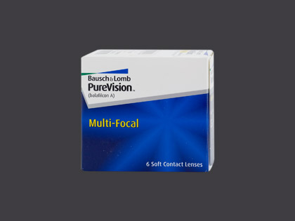 PureVision Multi-Focal (Day & Night)