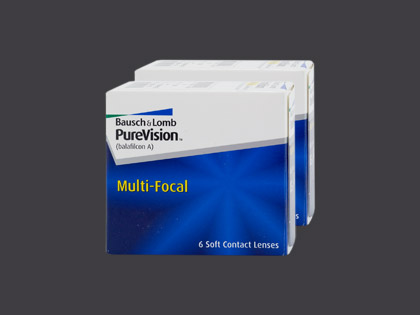 PureVision Multi-Focal (Day & Night) (2x6 Stück)