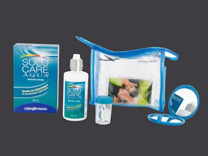 Pflegemittel Solocare Aqua Reiseset