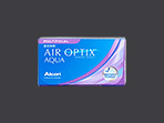 Alcon / Ciba Vision Aktionspreis für Air Optix Aqua Multifocal (1x6 Stück)