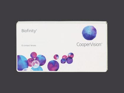Biofinity (1x6 Stück)