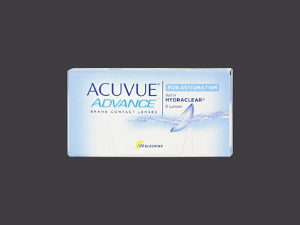 ACUVUE ADVANCE for ASTIGMATISM (1x6 Stück)