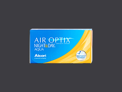 AIR OPTIX Night & Day Aqua (1x6 Stück)