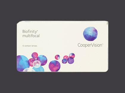 Biofinity Multifocal (1x6 Stück)